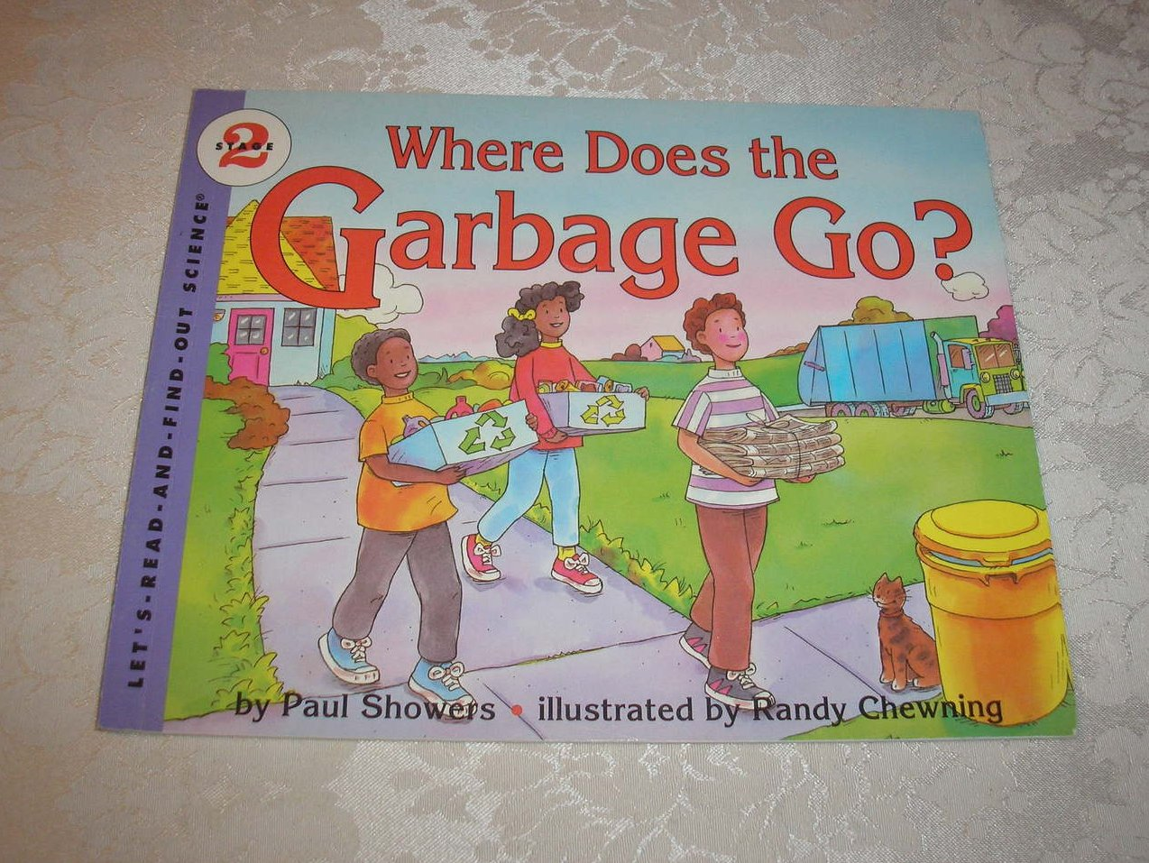 Where Does the Garbage Go? very good Stage 2 Science sc
