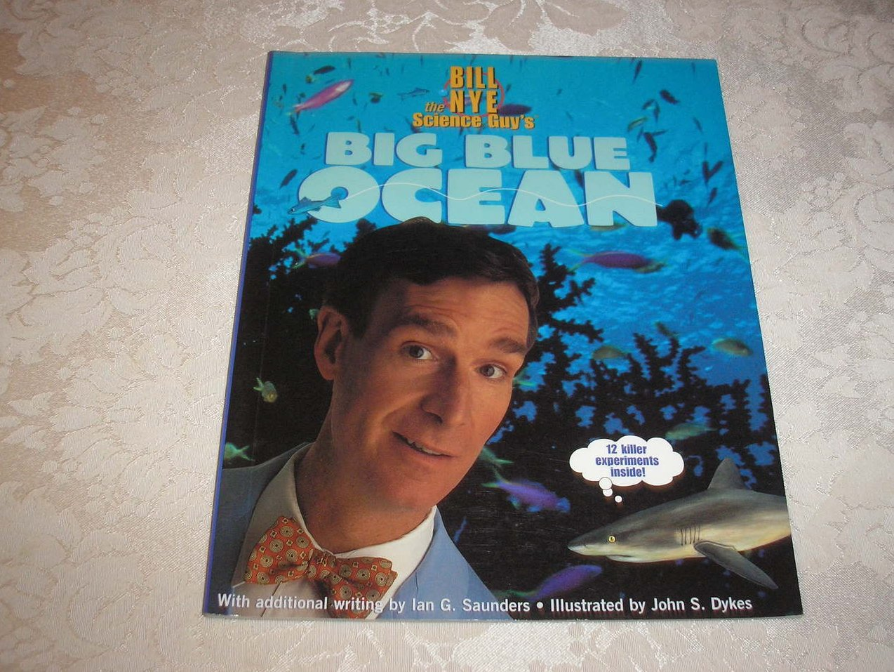 Bill Nye the Science Guy's Big Blue Ocean very good sc