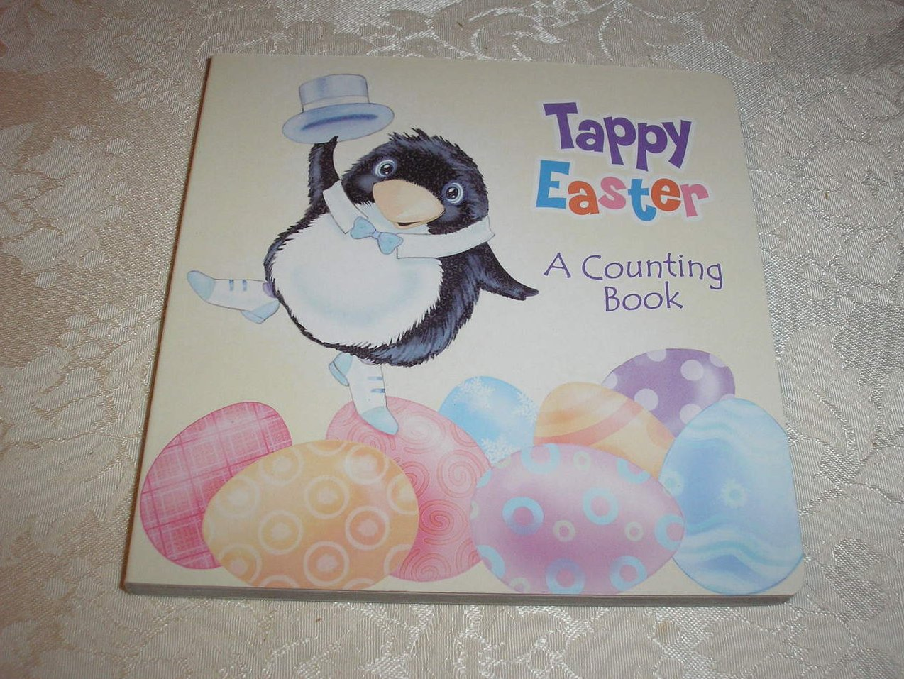 Tappy Easter  1 - 10 Counting Book brand new board book