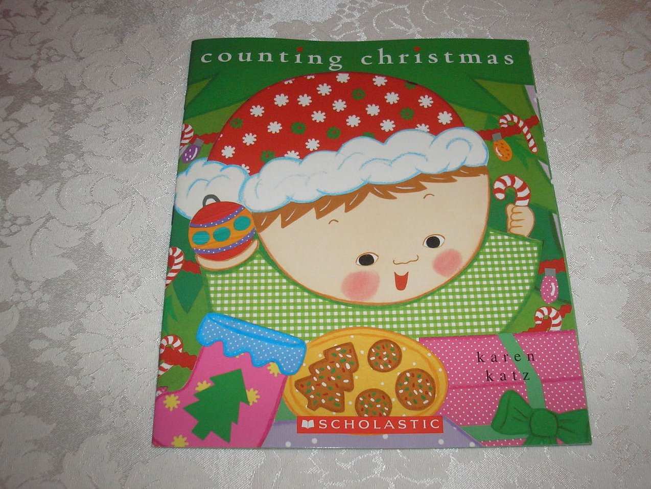 Counting Christmas Karen Katz brand new sc