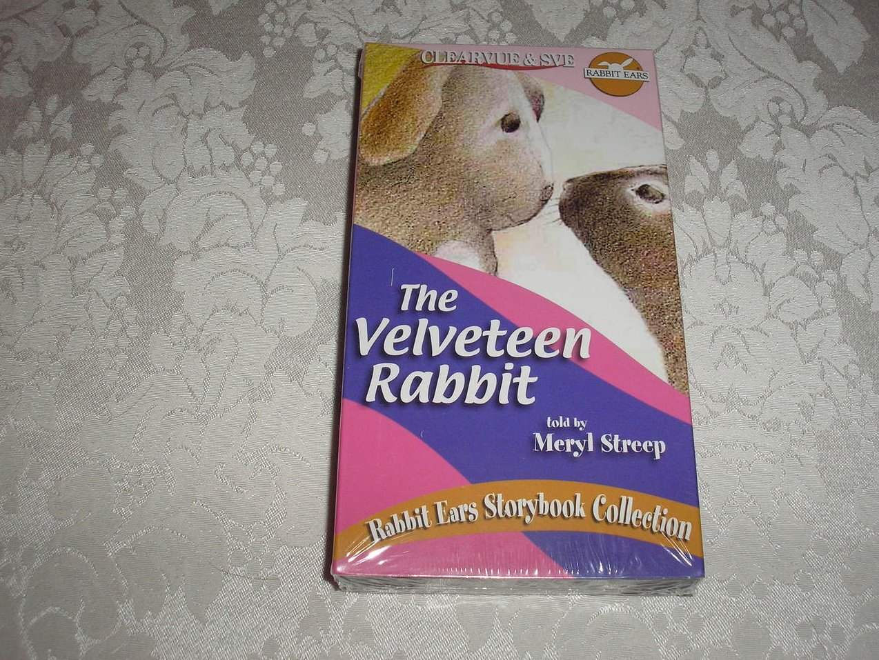 The Velveteen Rabbit VHS Video Rabbit Ears Storybook Collection New and Sealed
