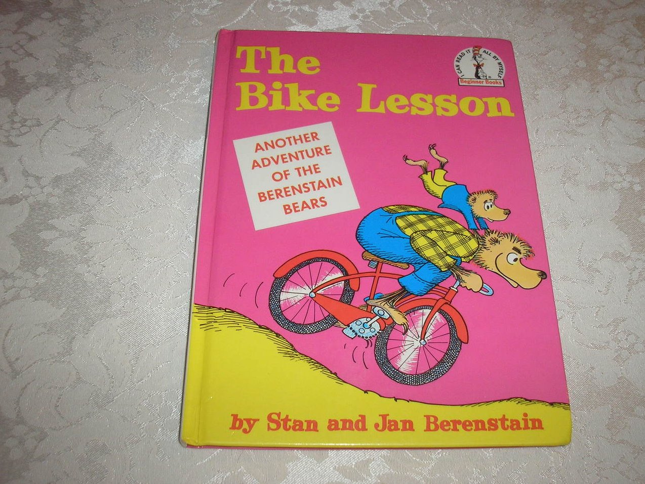 The Bike Lesson Stan and Jan Berenstain good hc