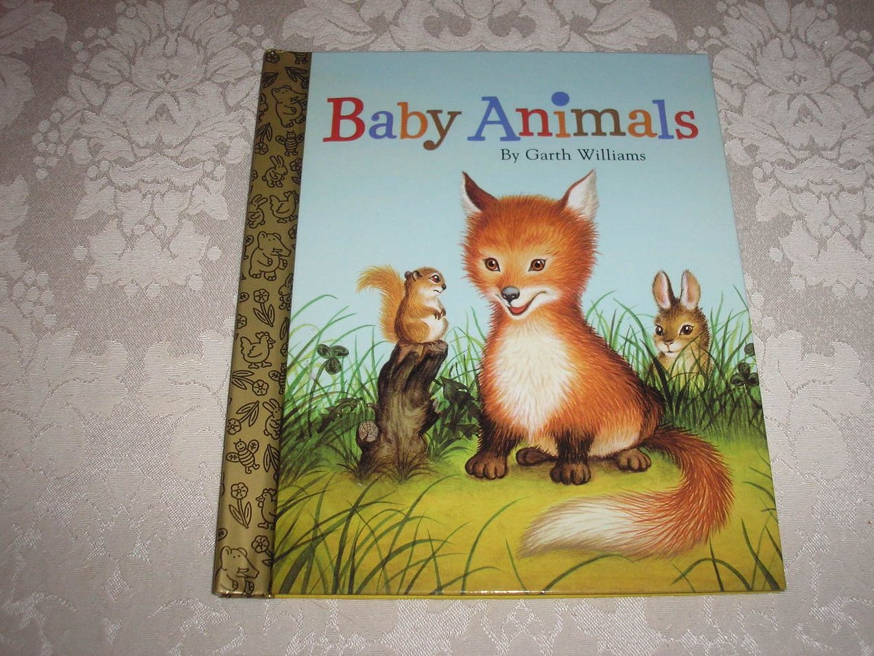 Baby Animals Garth Williams Little Golden Storybook brand new hc