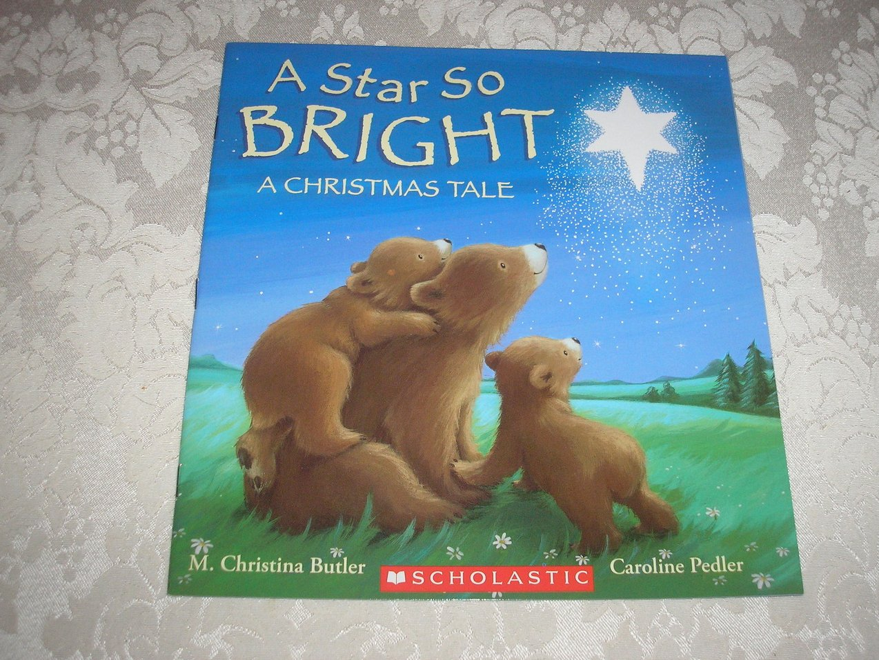 A Star So Bright A Christmas Tale M. Christina Butler brand new sc