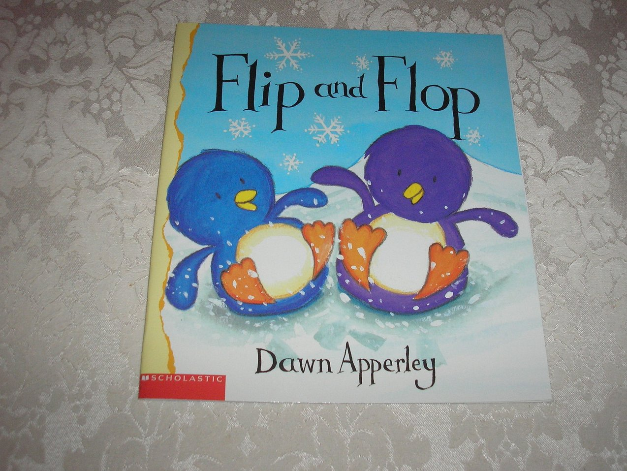Image 0 of Flip and Flop Dawn Apperley Brand New Softcover