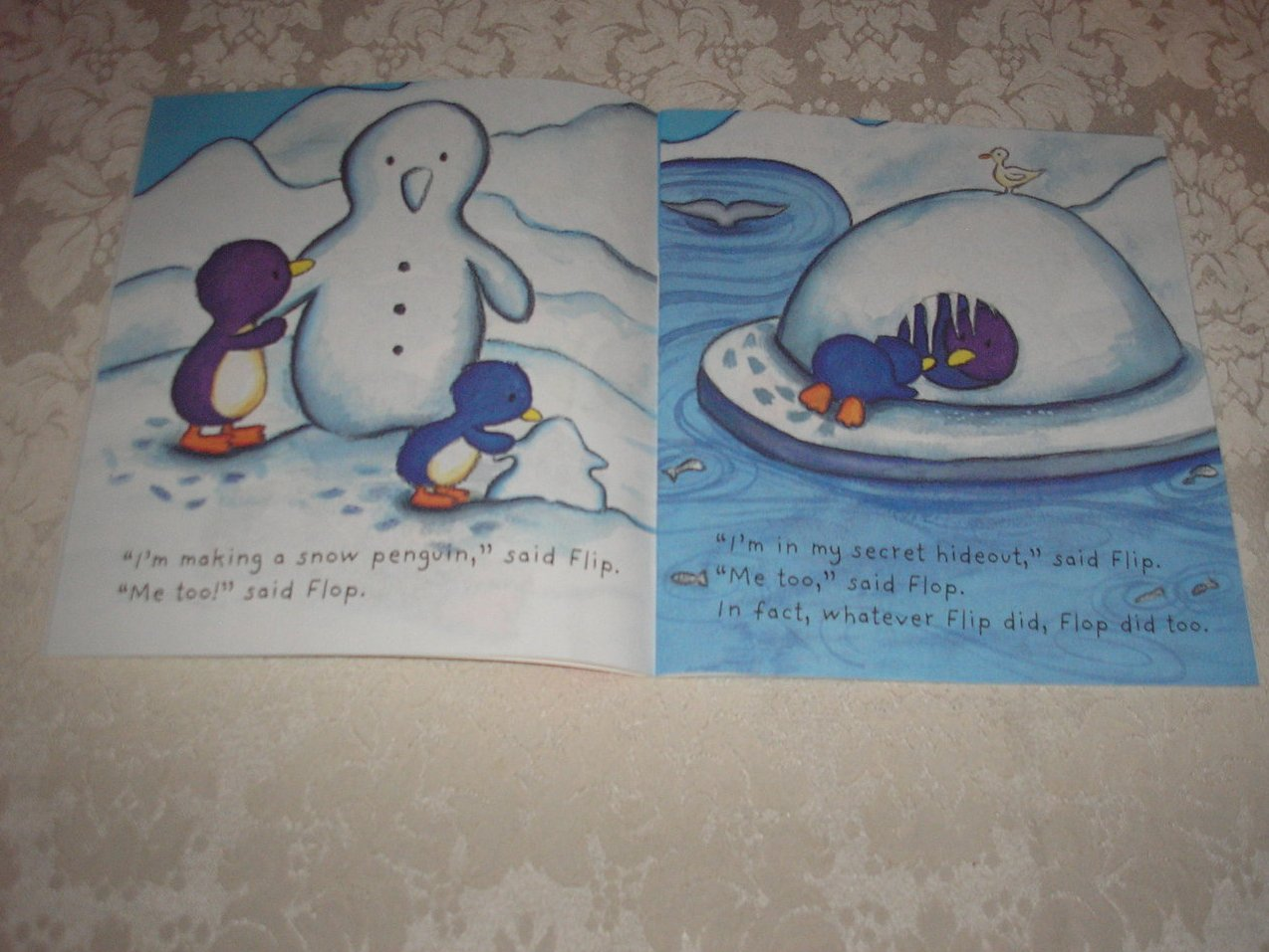 Image 1 of Flip and Flop Dawn Apperley Brand New Softcover