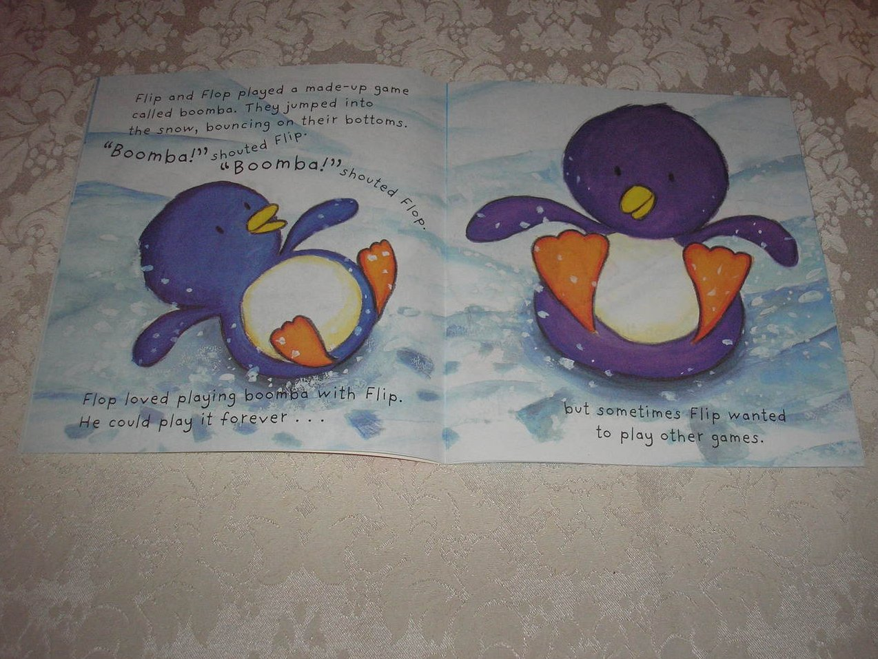 Image 2 of Flip and Flop Dawn Apperley Brand New Softcover
