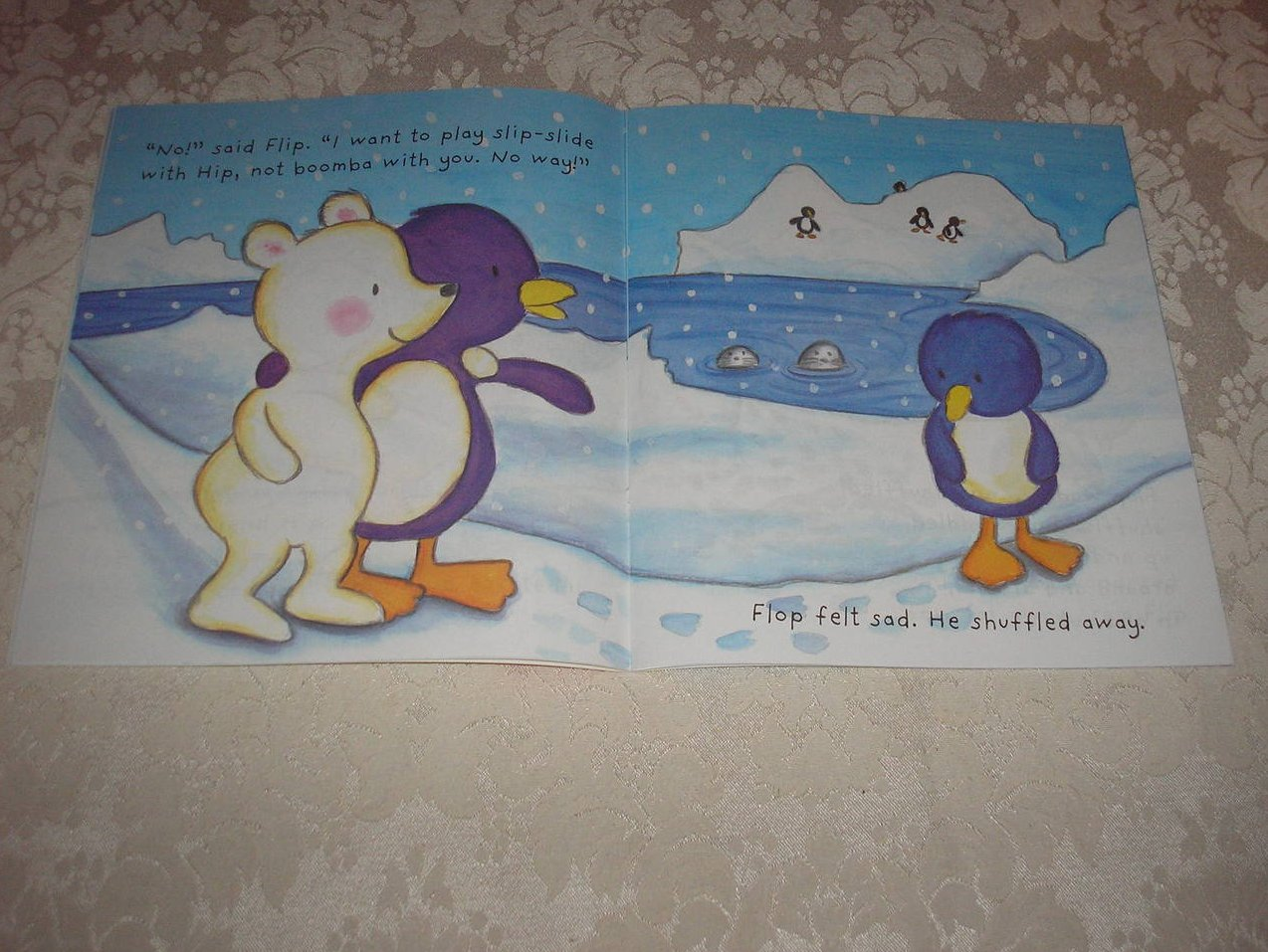 Image 3 of Flip and Flop Dawn Apperley Brand New Softcover