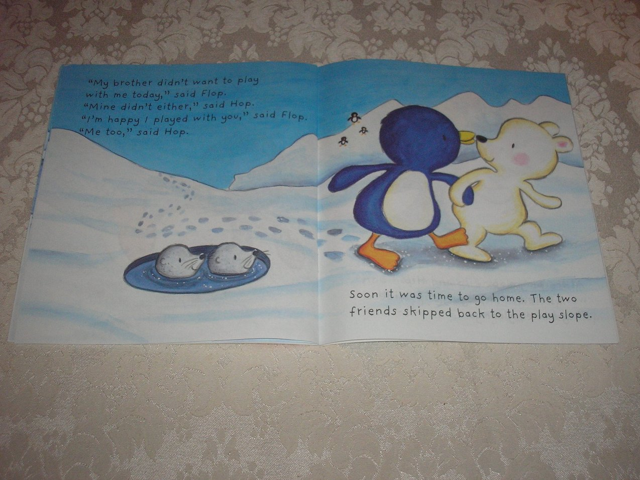 Image 4 of Flip and Flop Dawn Apperley Brand New Softcover