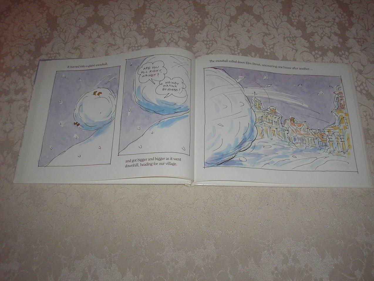 Image 3 of  BRRR! James Stevenson Very Good Hardcover