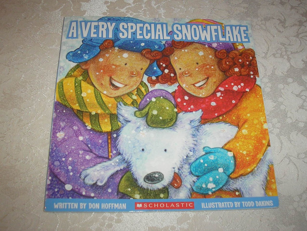 A Very Special Snowflake Don Hoffman Very Good Used Softcover