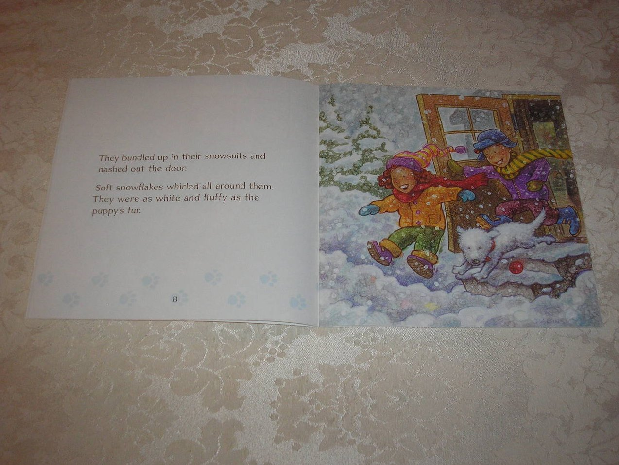 Image 2 of A Very Special Snowflake Don Hoffman Very Good Used Softcover
