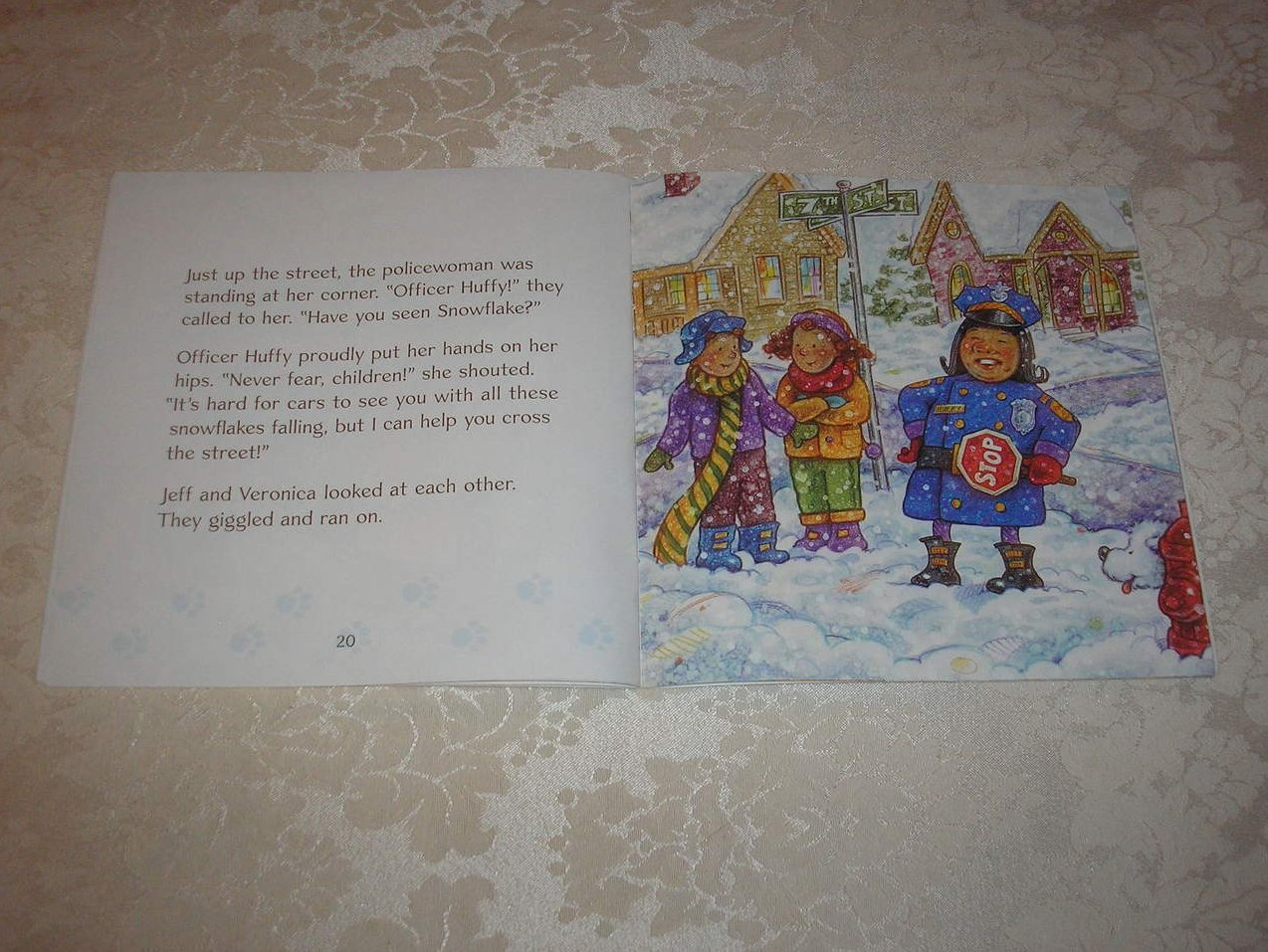 Image 3 of A Very Special Snowflake Don Hoffman Very Good Used Softcover