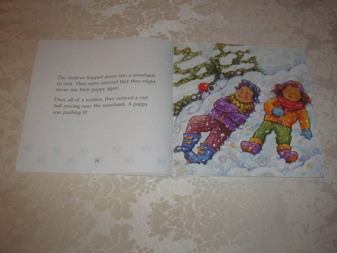 Image 4 of A Very Special Snowflake Don Hoffman Very Good Used Softcover