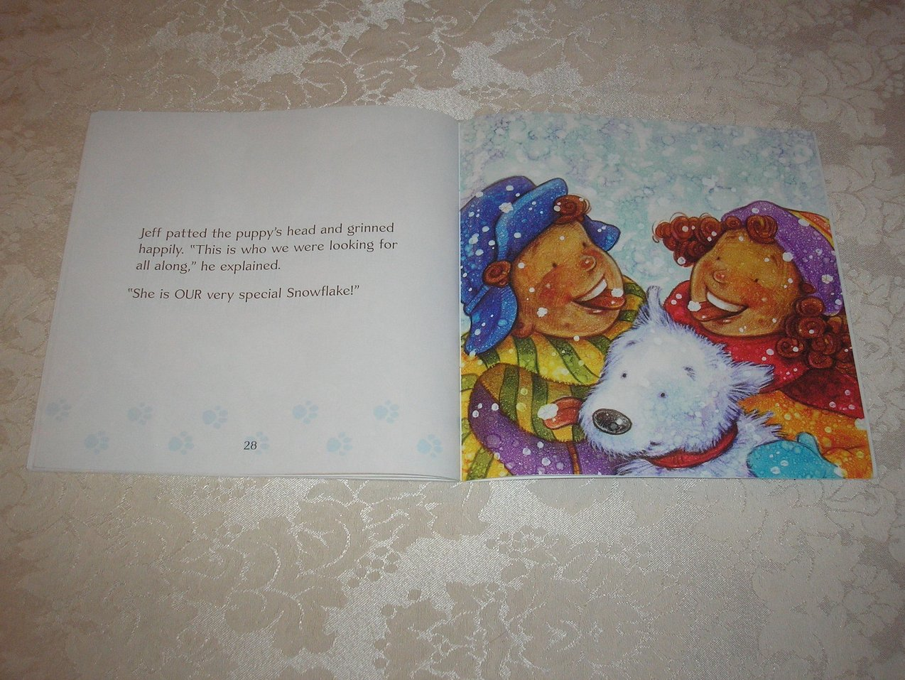 Image 5 of A Very Special Snowflake Don Hoffman Very Good Used Softcover
