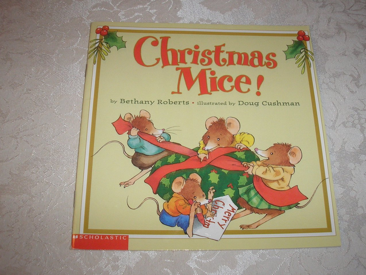 Christmas Mice! Bethany Roberts brand new sc