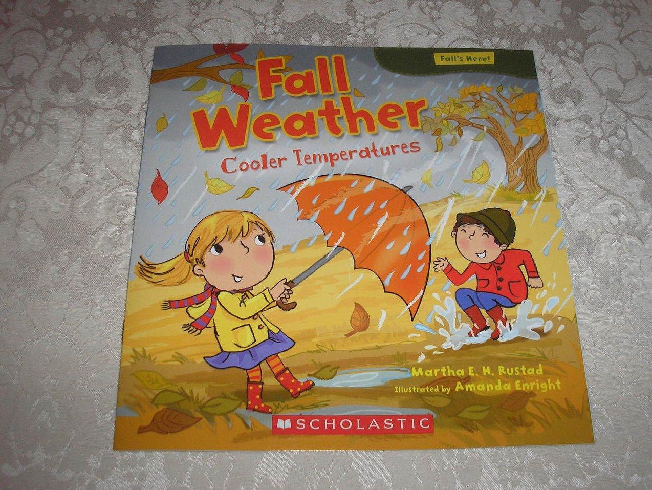 Fall Weather Cooler Temperatures Martha E. H. Rustad brand new sc