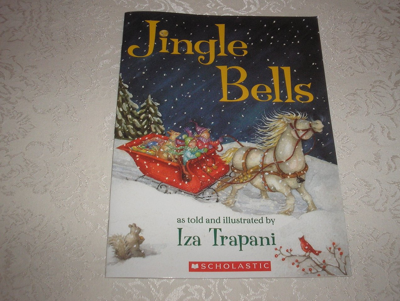 Jingle Bells Iza Trapani brand new sc