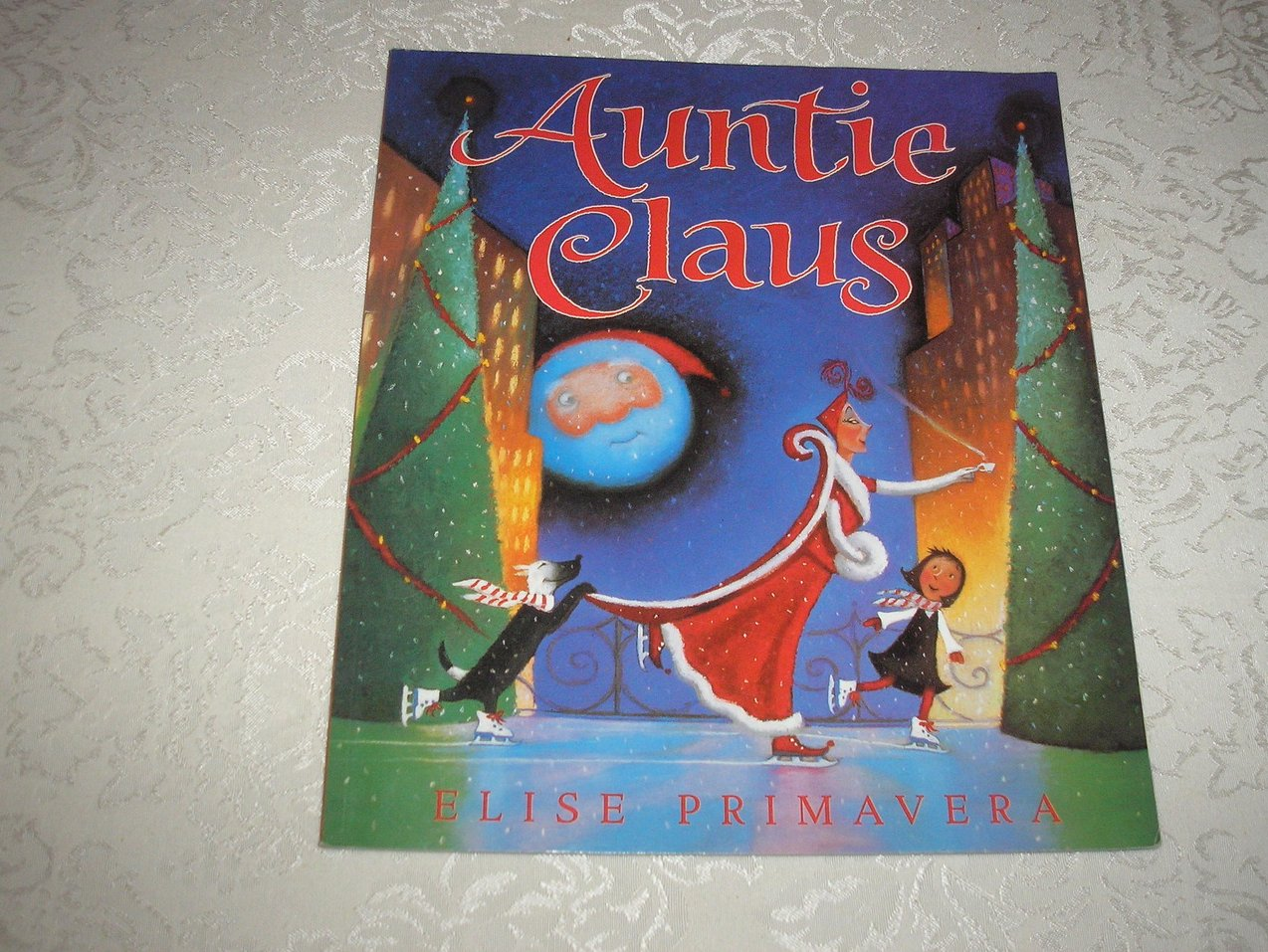 Auntie Claus Elise Primavera good used sc