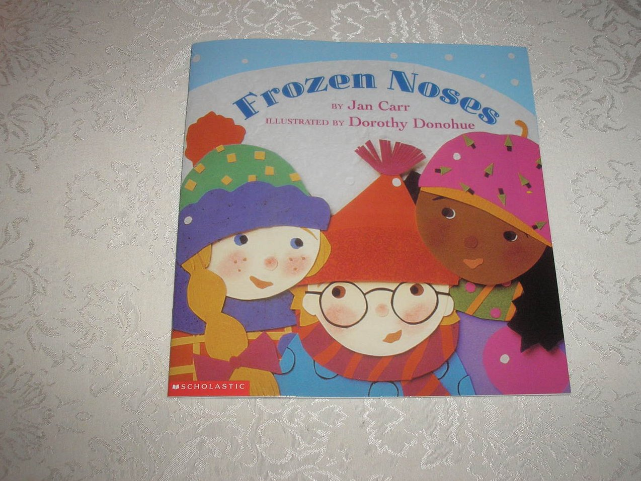 Image 0 of Frozen Noses Jan Carr Brand New Softcover