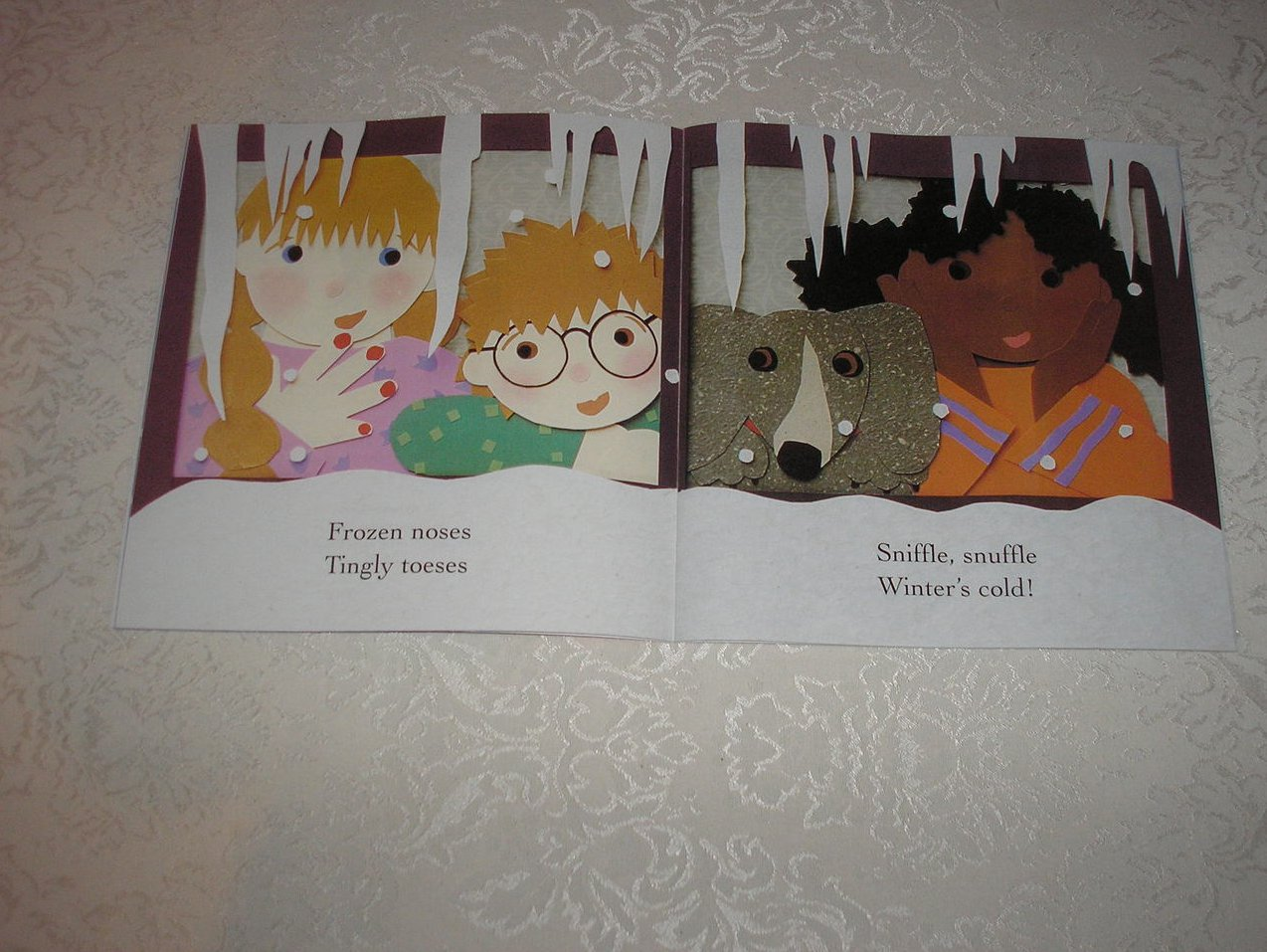 Image 1 of Frozen Noses Jan Carr Brand New Softcover