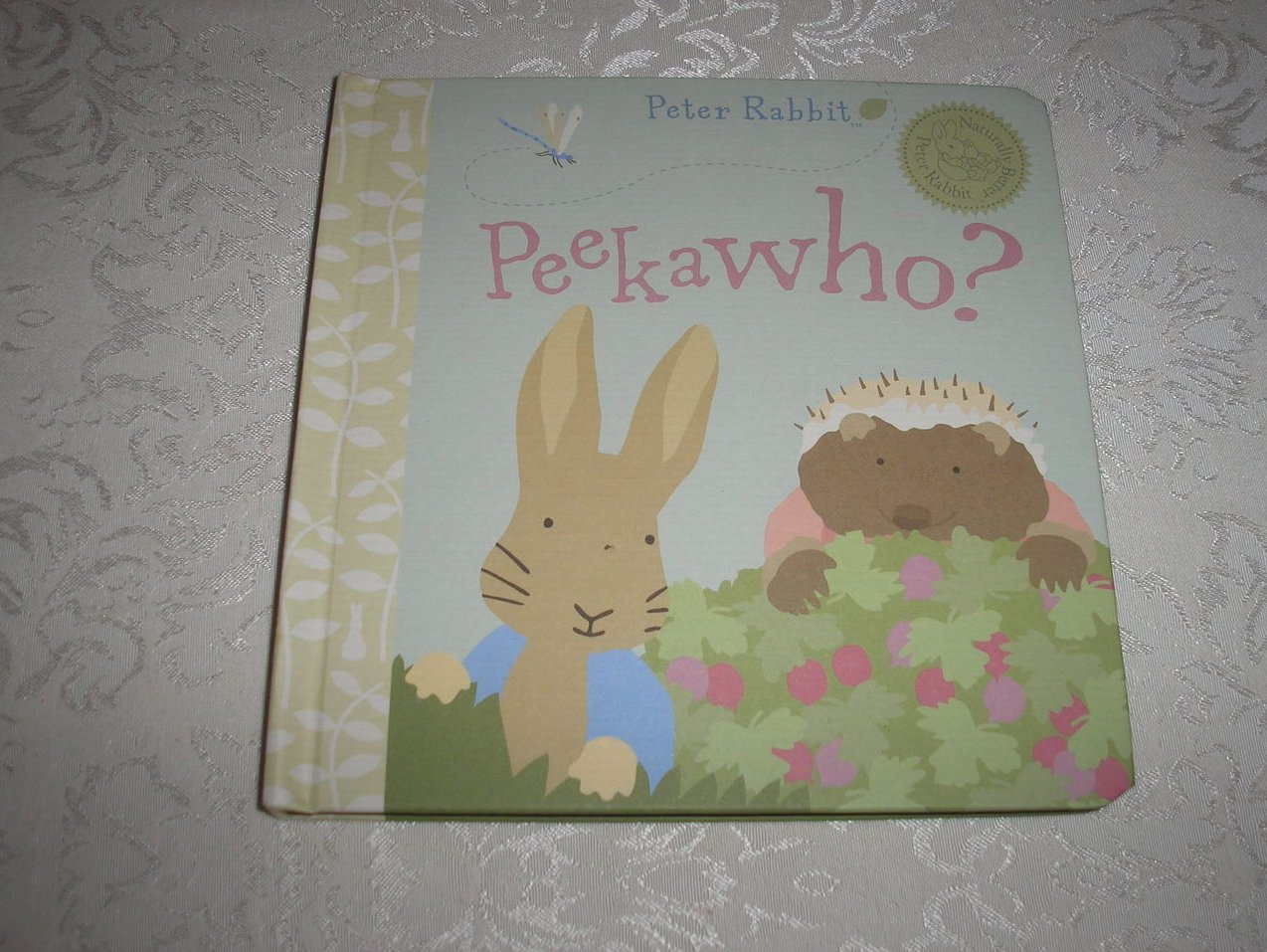 Peter Rabbit Peekawho? Frederick Warne brand new lift a flap board book
