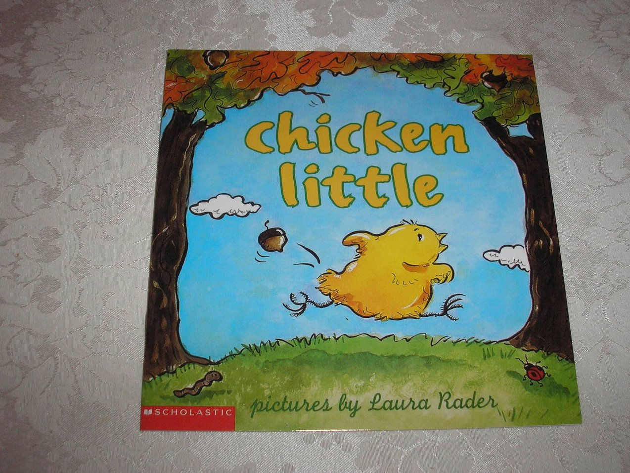 Chicken Little brand new sc Laura Rader