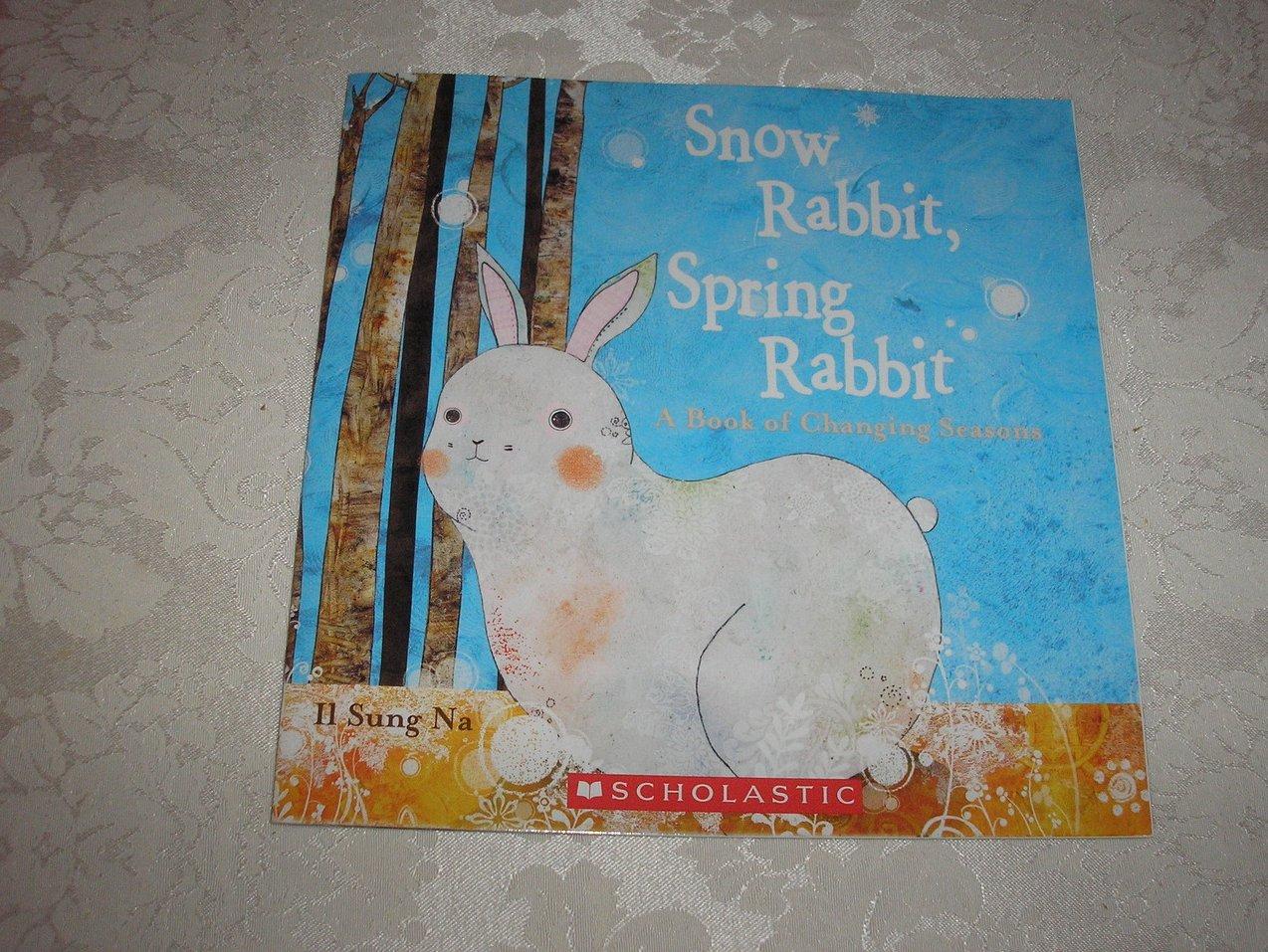 Snow Rabbit, Spring Rabbit brand new paperback Il Sung Na