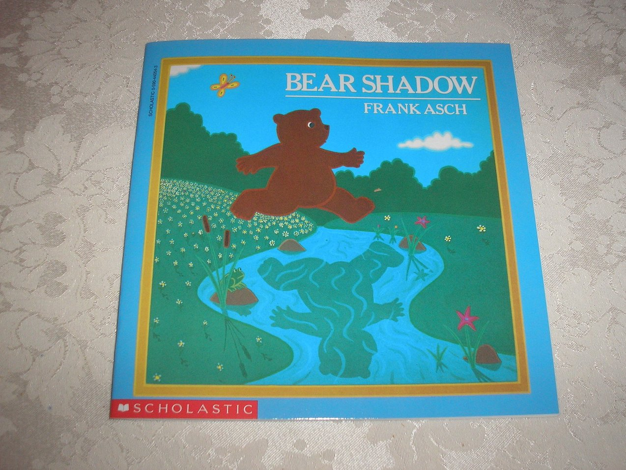 Bear Shadow Frank Asch Brand New Softcover