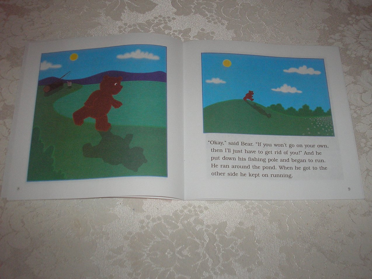 Image 1 of Bear Shadow Frank Asch Brand New Softcover