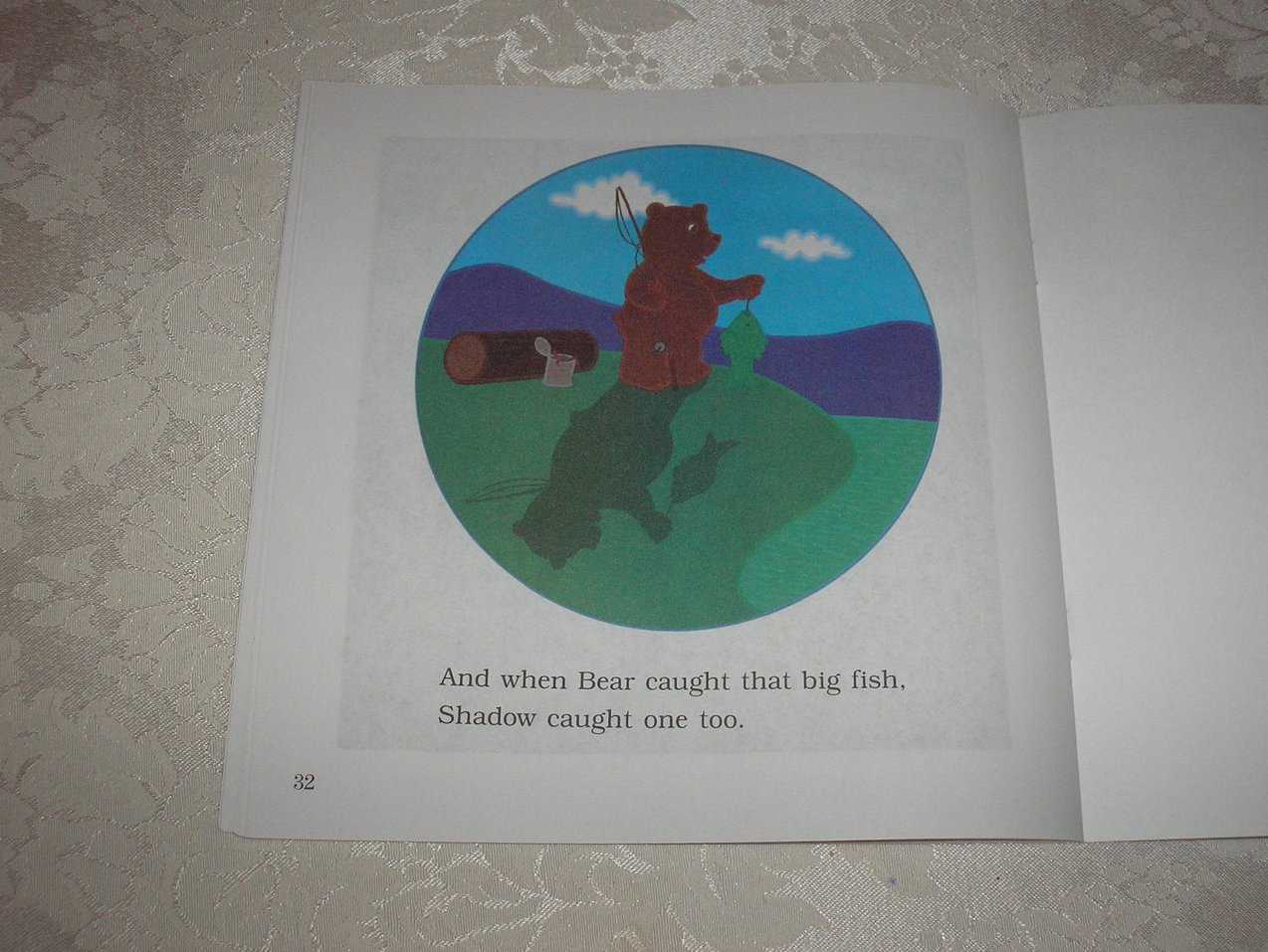 Image 5 of Bear Shadow Frank Asch Brand New Softcover