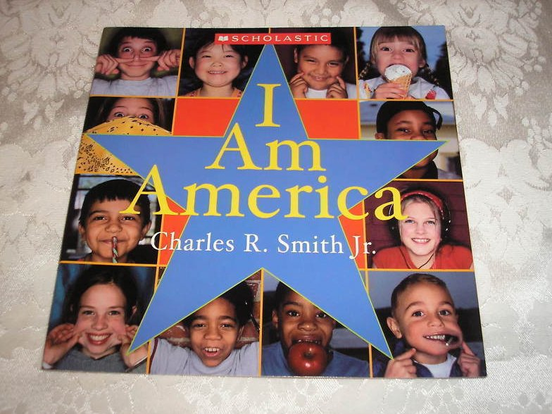 I Am America Charles R. Smith brand new sc