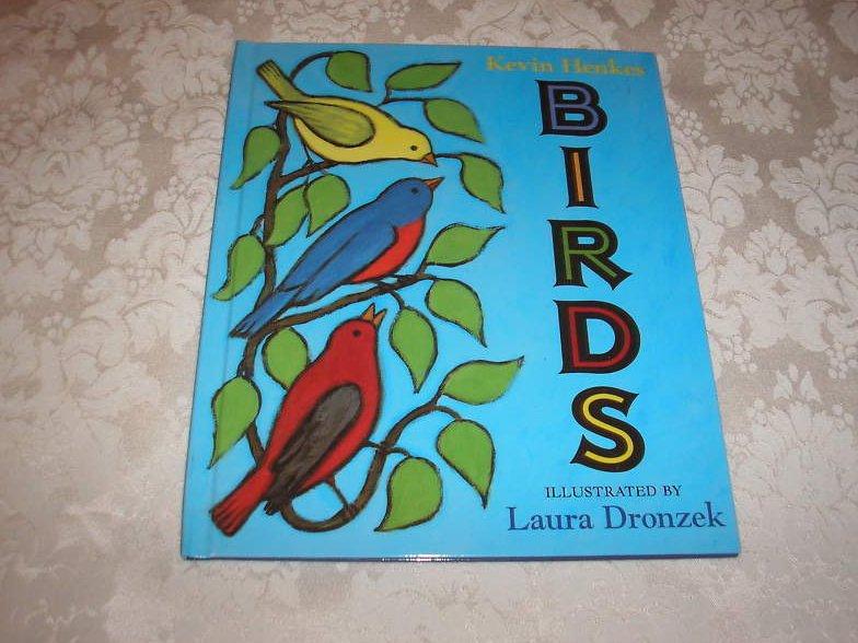 Birds Kevin Henkes brand new hc