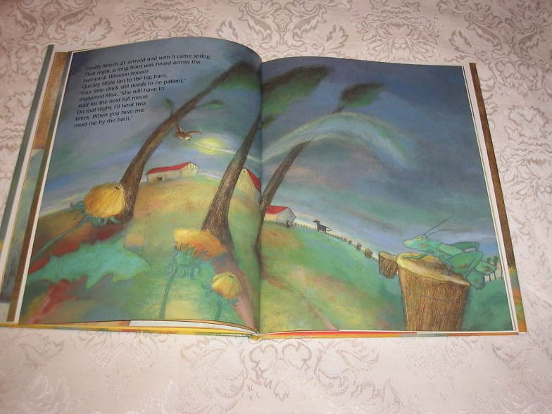 Image 5 of The Easter Chick Geraldine Elschner Brand New Hardcover with Dust Jacket