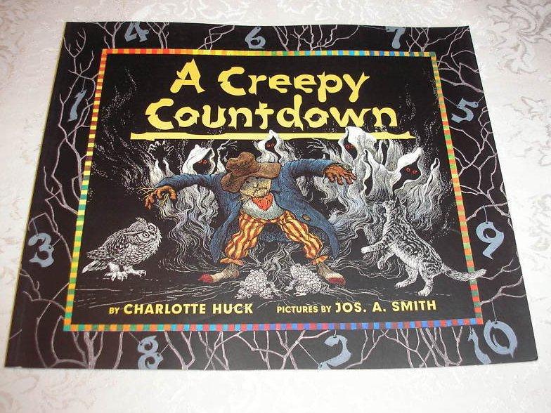 A Creepy Countdown Charlotte Huck very good sc