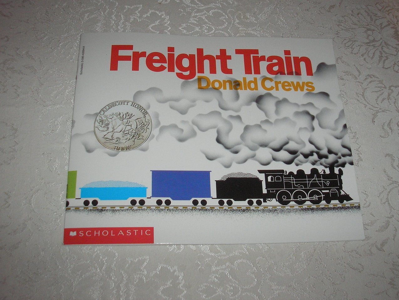 Freight Train Donald Crews Brand New Softcover