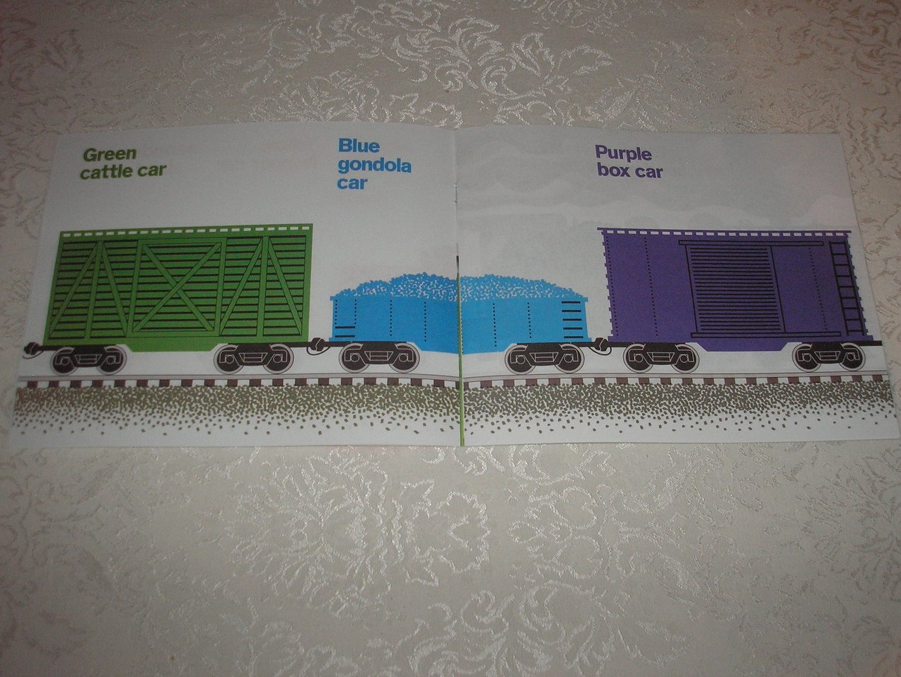 Image 2 of  Freight Train Donald Crews Brand New Softcover