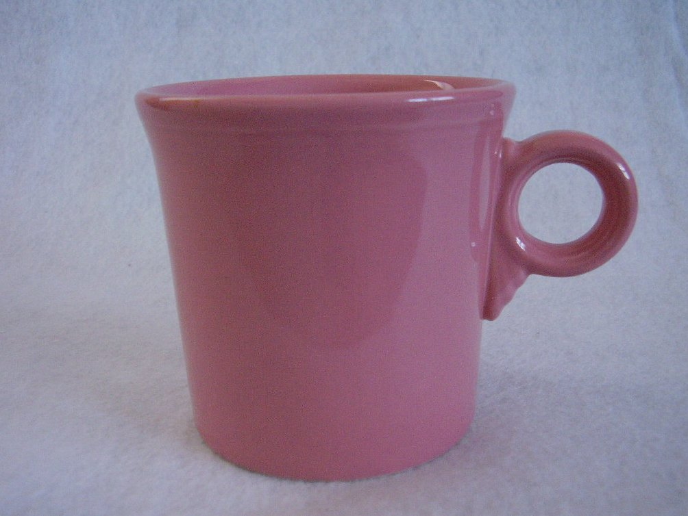 Fiesta Rose T & J Mug Fiestaware Contemporary
