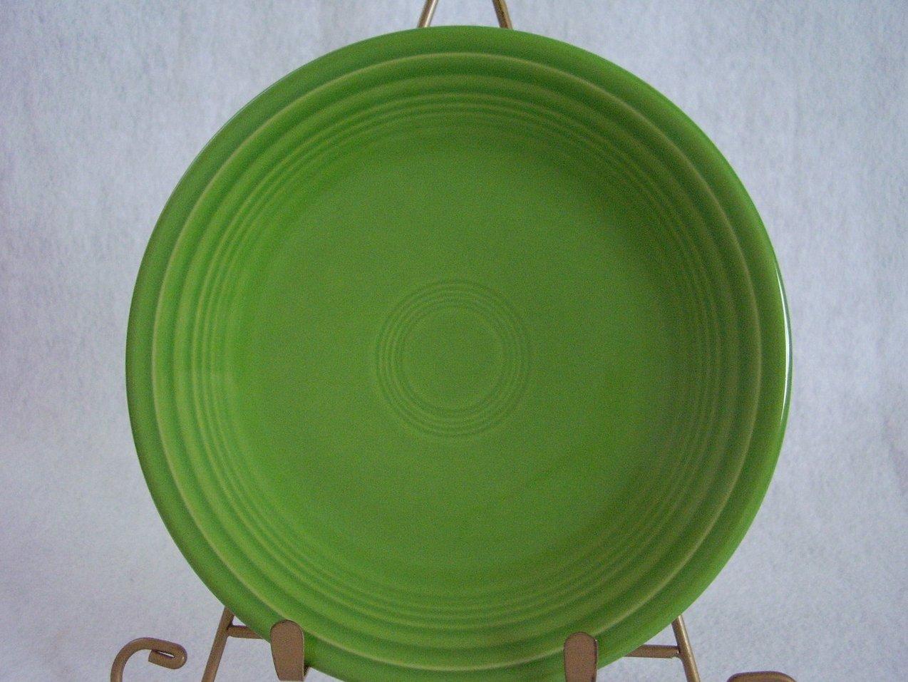 Fiesta Shamrock Salad Plate Fiestaware Contemporary