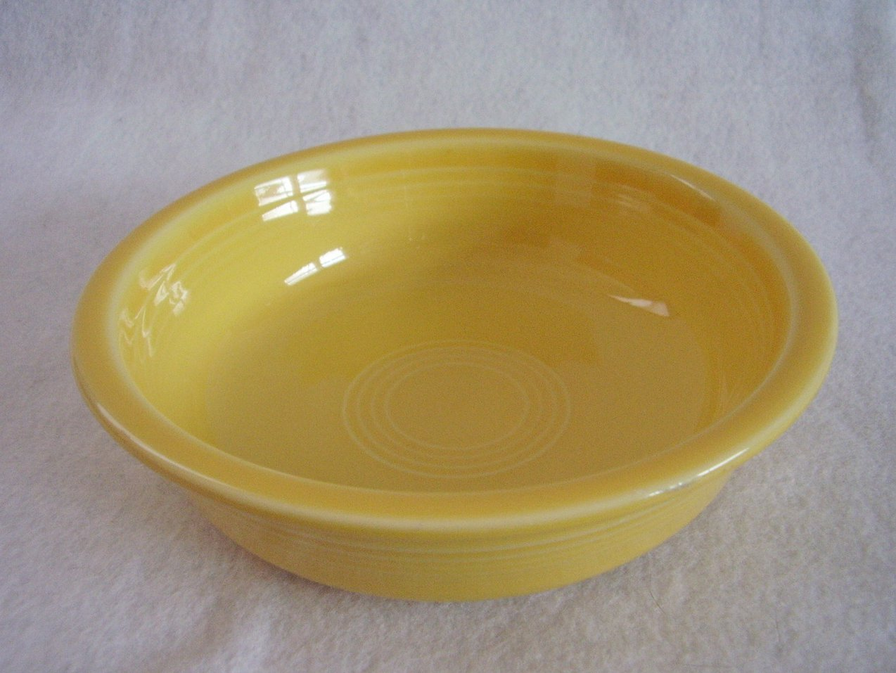 Fiesta Sunflower Stacking Soup Cereal Bowl Fiesta Contemporary