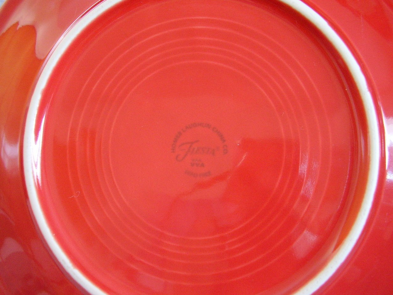 Fiesta Scarlet 5pc