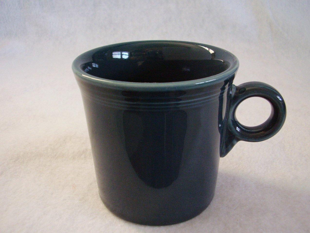 Fiestaware Juniper T & J Mug
