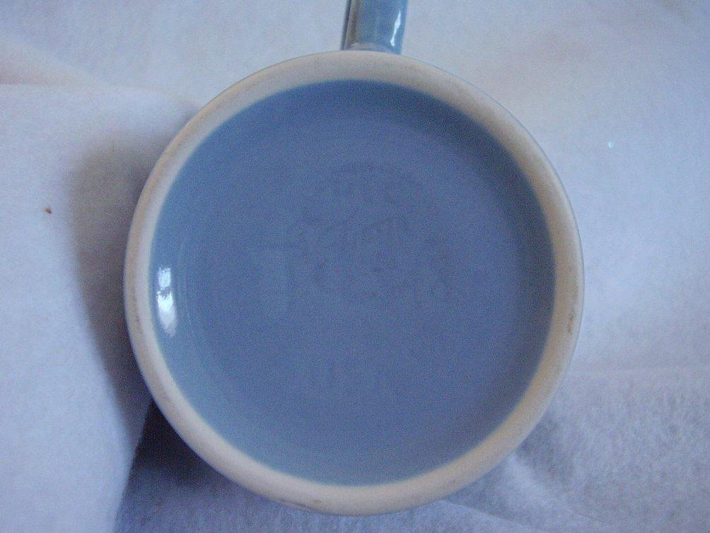 '.Fiesta Periwinkle T & J Mug.'