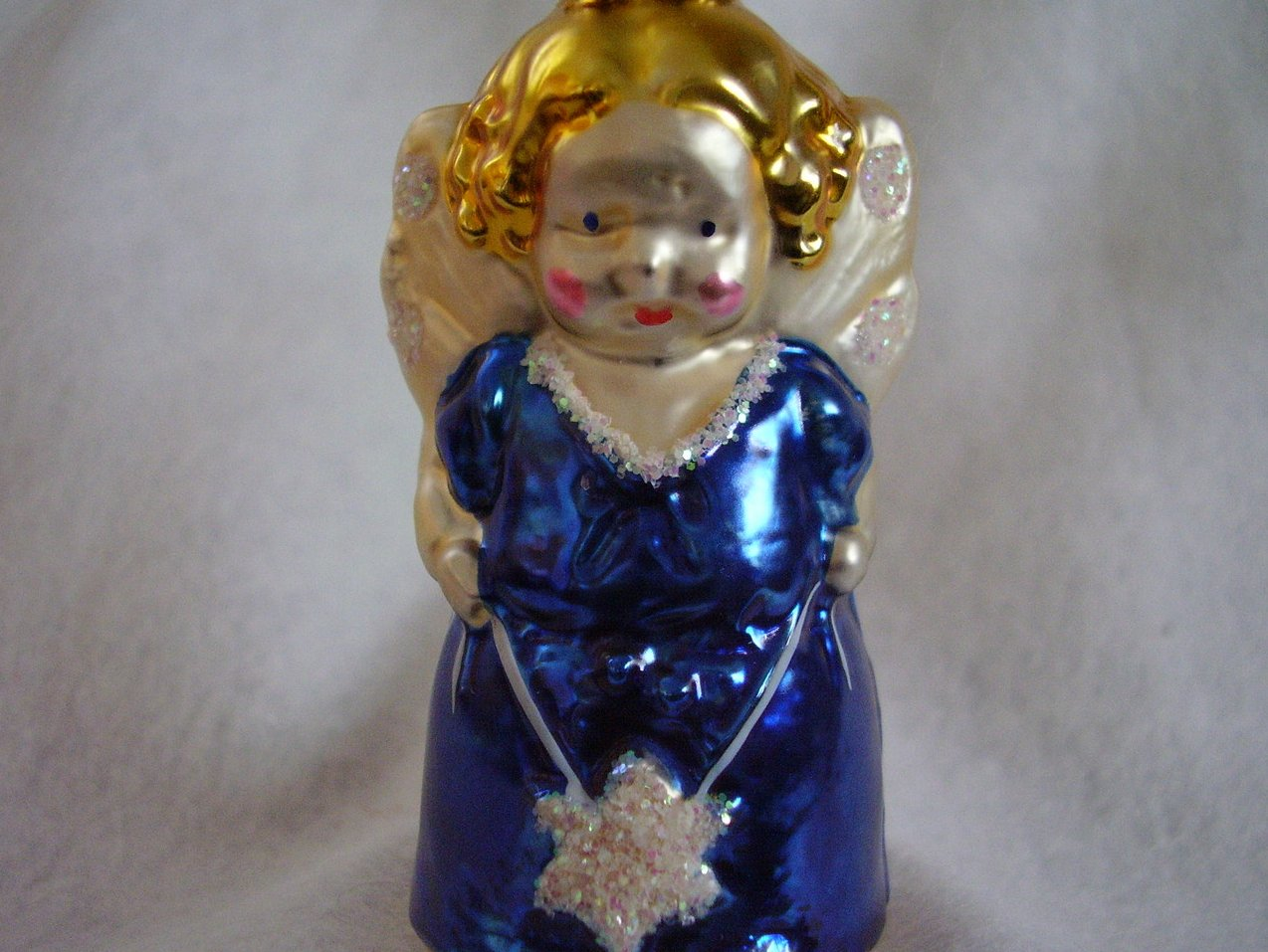 '.Inge Glas Angel Ornament.'