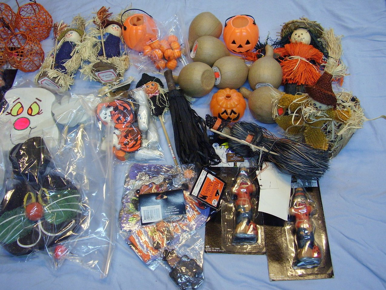 Halloween Crafters Lot