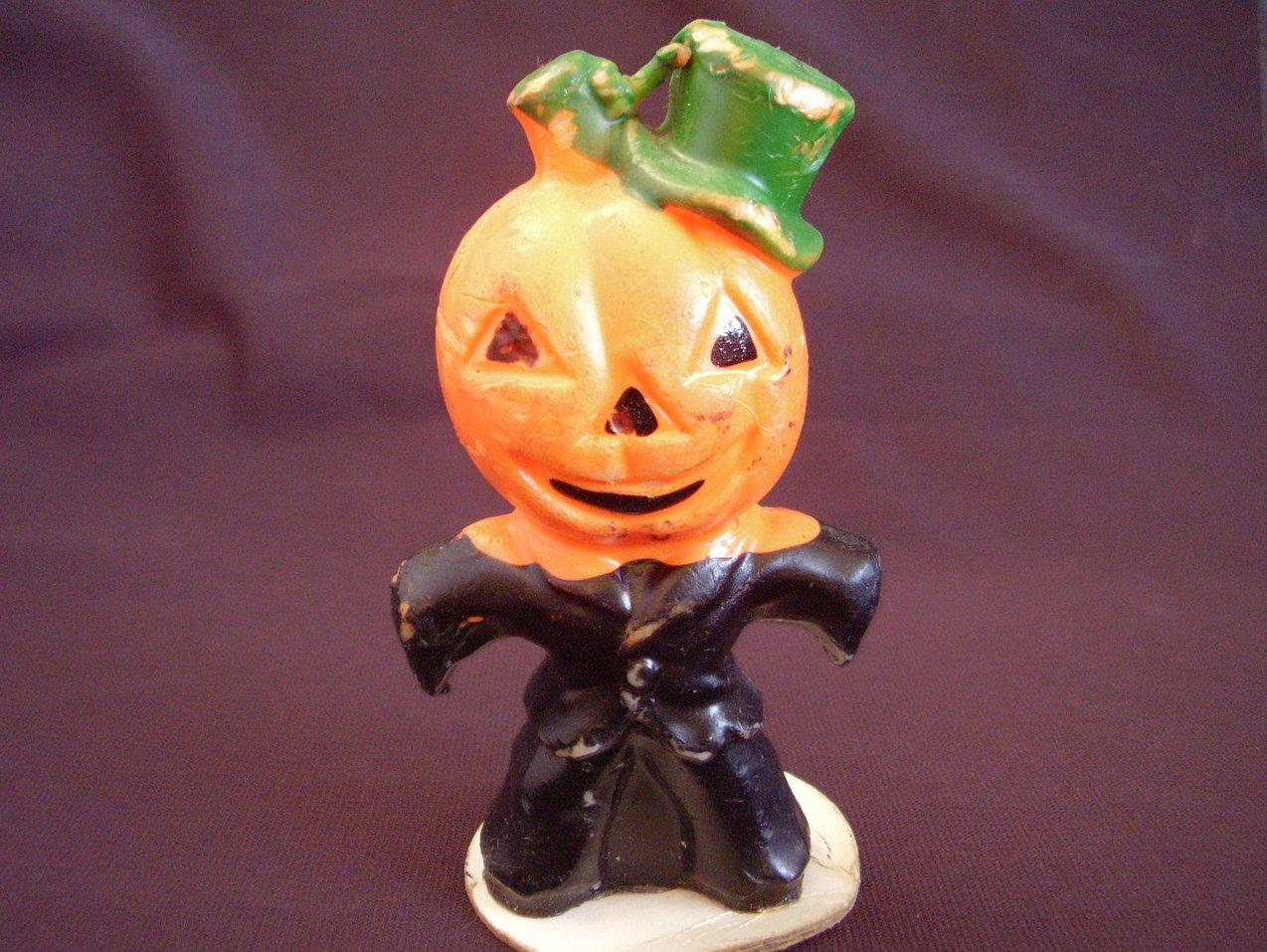 '.Gurley Pumpkin Candle.'