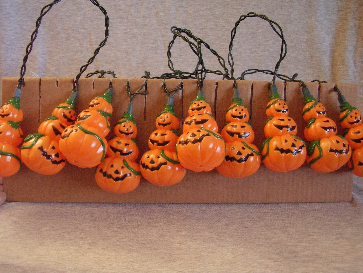 Halloween Stacked Pumpkin Mini