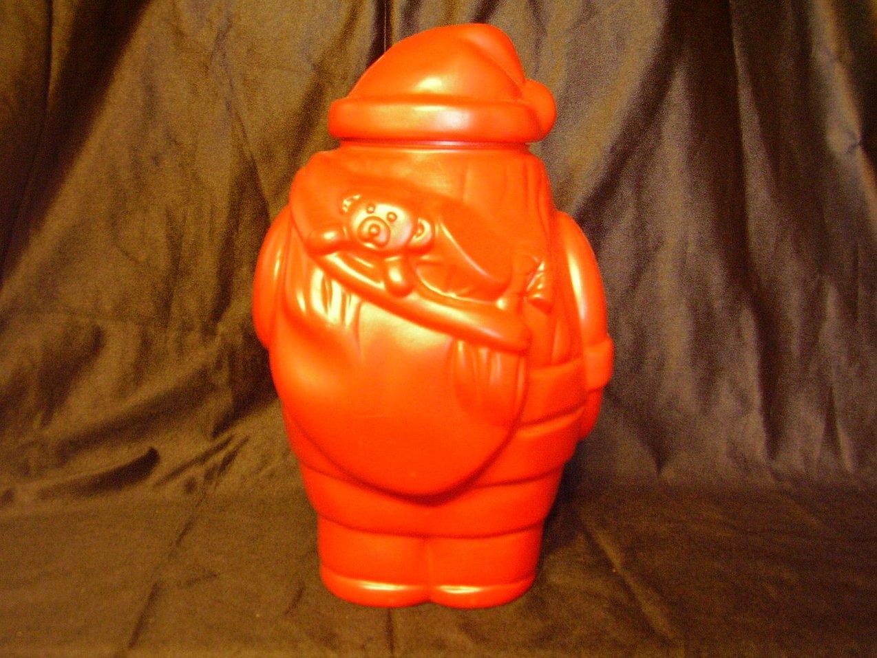 '.Santa Blow Mold Refillable Con.'