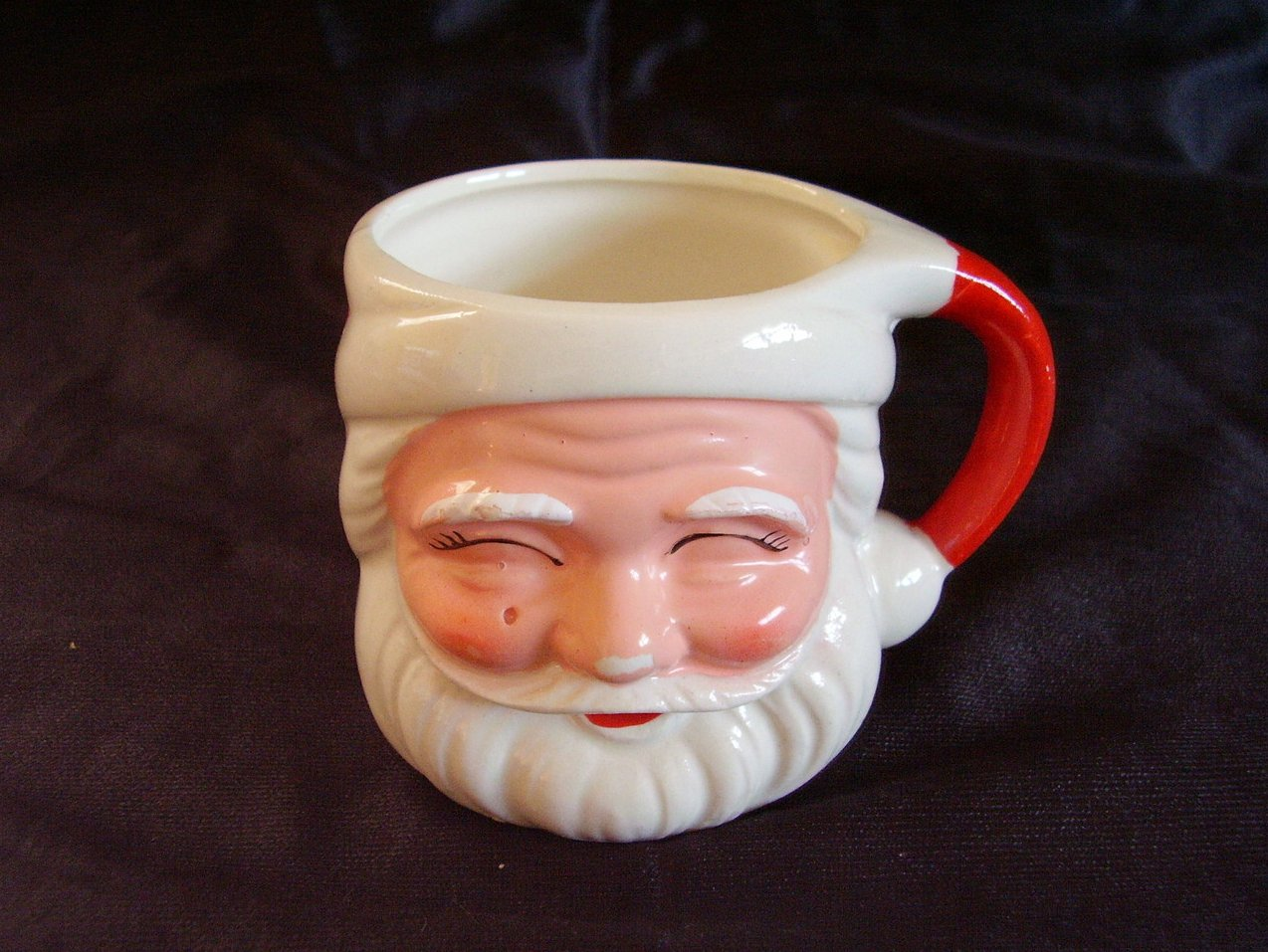 Christmas Santa Chocolate Mug
