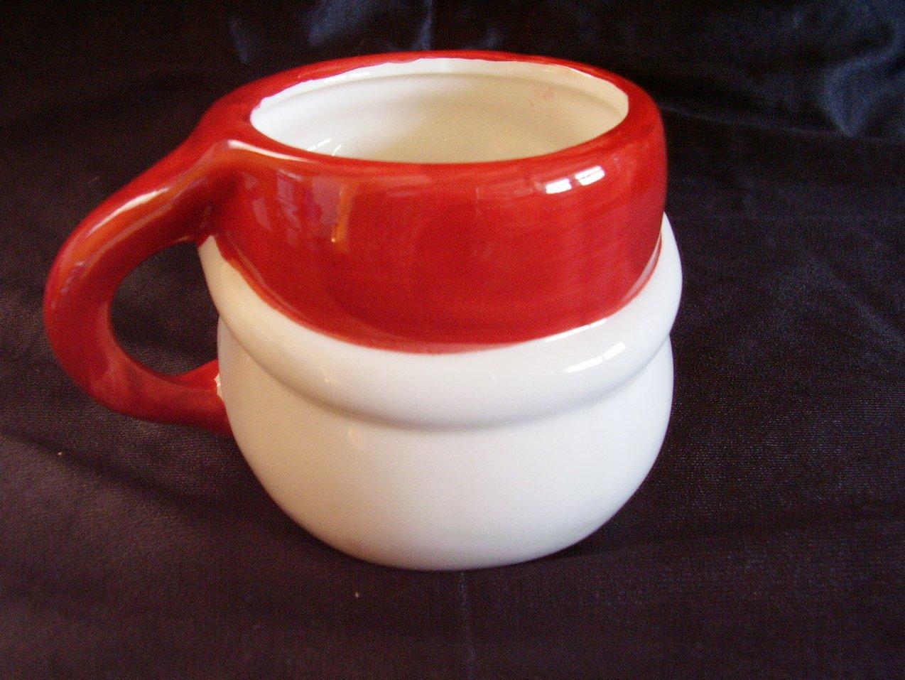 '.Christmas Santa Chocolate Mug.'